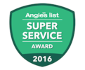 Angies List Home Builder Award